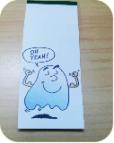 magnet bookmark